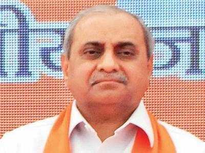 Cong MLAs in Jaipur resort may get coronavirus, says Guj DyCM