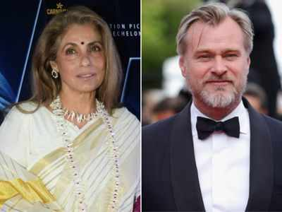 Dimple Kapadia all set to make her Hollywood debut with Christopher Nolan's Tenet