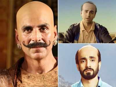 How bald looks of Bala, Ujda Chaman and Housefull 4 came out of one Mumbai studio