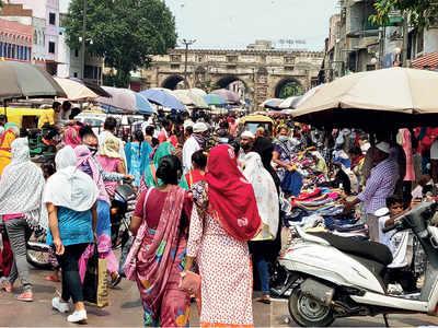 Coronavirus: Ahmedabad-Surat's share in tally dips