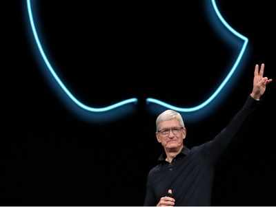 How are you, Tim Apple? Indian student asks Cook during young coders meet