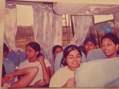 Flashback Friday: Deepika Padukone's throwback pictures from her school days are unmissable