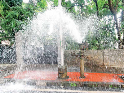 Crackdown on water theft