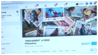 Wildlife photographer creates FB group to inform about postal stamps issued on Indian bird species