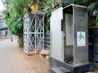 BBMP has its heart set on eco-friendly toilets in city