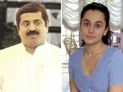 SSR case: Ram Kadam reacts to Taapsee Pannu's tweet, accuses Maharashtra govt of botching up probe