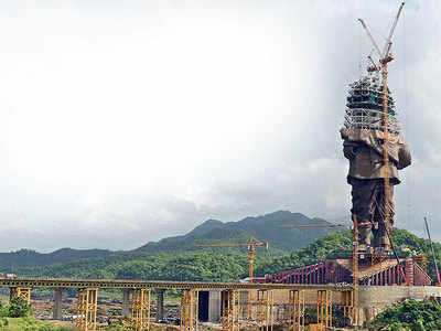 Mother of all tourism hubs to come up at Statue of Unity site