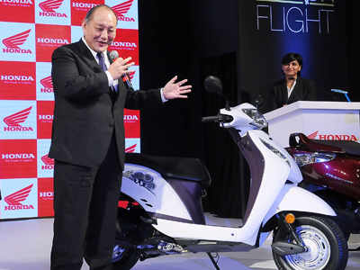 Honda Motorcycle & Scooter India to invest Rs 1,000 crore in new assembly line, products