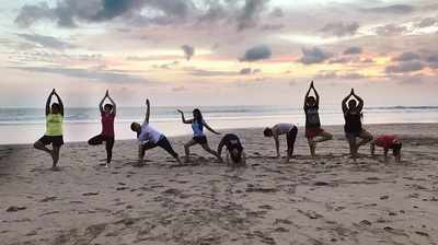 When it comes to loving yoga, these Bengalureans are taking it a notch up by adding a touch of luxury to their asanas