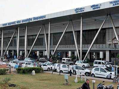 Airport, Railways take AMC for tax ride