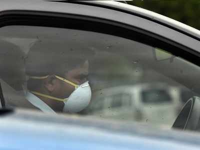 BMC to stop fining people for not wearing masks inside private vehicles