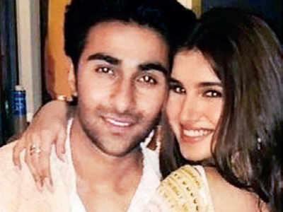 Tara Sutaria and Aadar Jain make it official