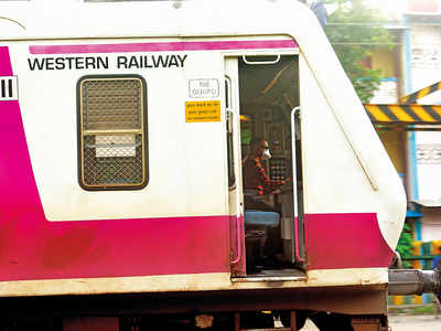 Sanitisers causing equipment in local trains to malfunction, WR issues strict protocol