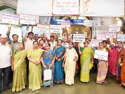 Senior citizens to protest at Azad Maidan to demand increase in monthly pension