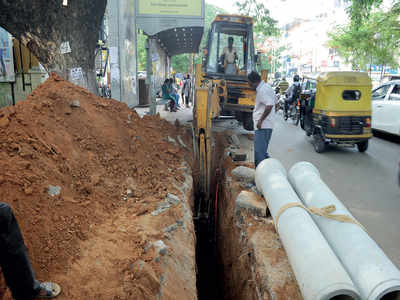 Bengaluru apartments not keen on Cauvery connection