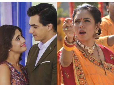 TRP Report: Yeh Rishta Kya Kehlata Hai knocks Kumkum Bhagya off the list; Anupamaa tops again