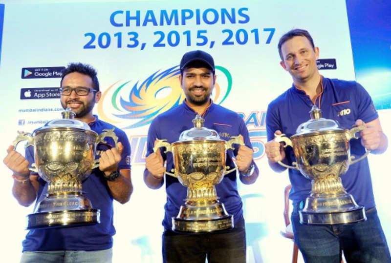 Indian Premier League: Complete list of past winners