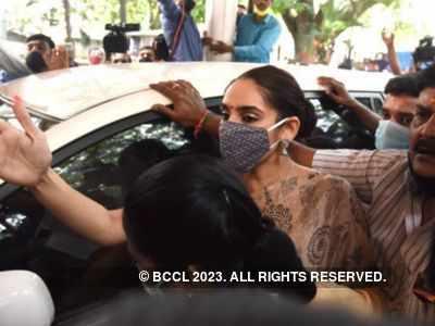 Ragini Dwivedi sent to five-day custody by court