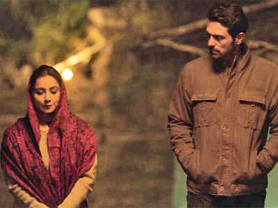 Divya Dutta plays a widow in arjun Rampal's drama