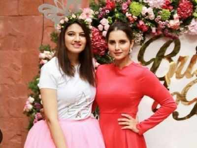 Sania Mirza's sister Anam to organise drive-through fashion exhibition in Hyderabad on November 28-29