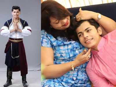Siddharth Nigam: Mom, you are a warrior