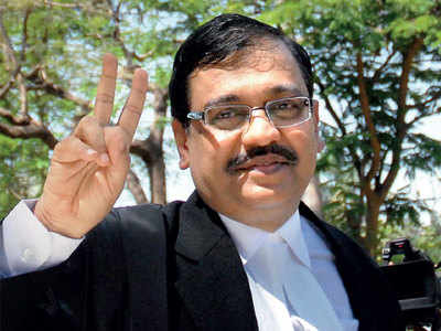 NCP ofers ticket to top lawyer Nikam