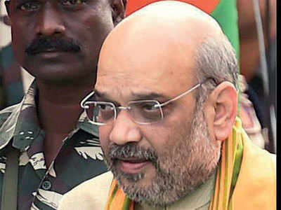 After Kalam and Modi, it is now Amit Shah's turn to confer degrees at PDPU convocation