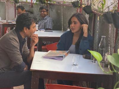 Jogira Sara Ra Ra: Nawazuddin Siddiqui announces new romantic-comedy with Neha Sharma; film to go on floors in 2021