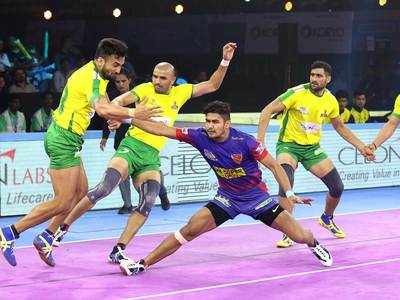 Pro Kabaddi League: No stopping Naveen Kumar