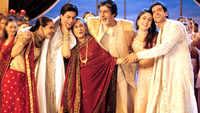 'Bole Chudiyan' song from Amitabh Bachchan and Shah Rukh Khan starrer 'Kabhi Khushi Kabhie Gham' gets 400 million views, Karan Johar shares joy
