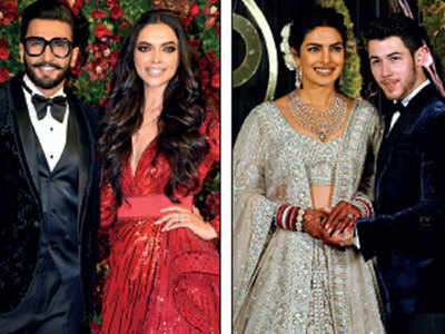 Which has been the Bollywood wedding of the year?