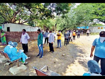 Pune dist acquires more properties to quarantine patients