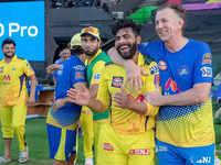 IPL 2021: Jadeja cameo helps CSK beat KKR in last-ball thriller