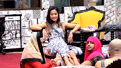 Live Updates: Bigg Boss 11, Episode 64, Day 64, 4 December 2017: Hina Khan, Shilpa Shinde, Arshi Khan to rule the house today