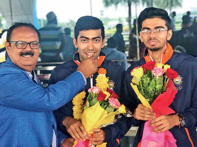 Asian Games 2018: Grand return for table tennis players Harmeet Desai, Manav Thakkar