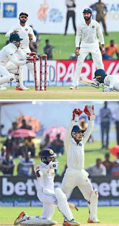 India vs Sri Lanka, 2nd Test, Day 3: Wriddhiman Saha shines after replacing Mahendra Singh Dhoni as wicketkeeper