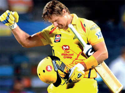 Watson failed to score against CSK. (IANS)