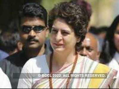 Priyanka Gandhi Vadra vacates her Lodhi Estate bungalow ahead of deadline
