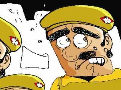 Pune: ACB arrests Uttamnagar police SI  Krishnaraj Kamble, Constable  Umesh Suryavanshi absconds