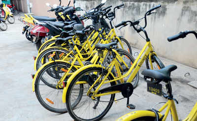 Bengaluru set to go the Amsterdam way, ad bicycles are all set to hit the streets from October 15