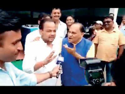 J'khand min asks Muslim MLA to chant 'Jai Shri Ram' during TV interview