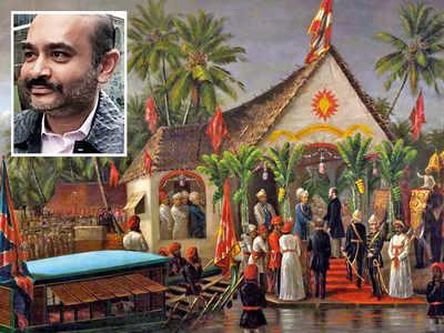 Nirav Modi's art fetches Rs 54.84 crore at auction
