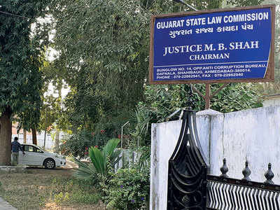 Gujarat govt fails to act on suggestions of Law Commission