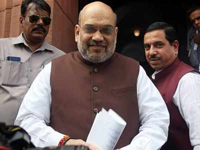Lok Sabha adopts resolution on Jammu and Kashmir Reorganisation Bill