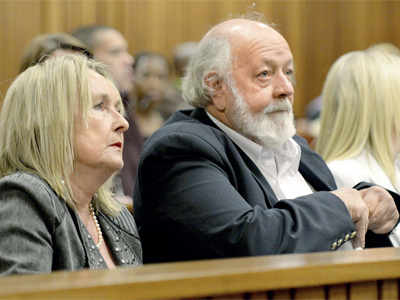 After Reeva Steenkamp's murder by Oscar Pistorius, her mother turns a full-time activist against domestic violence