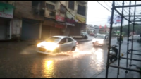Heavy rains lash Delhi-NCR, traffic snarls as roads flood