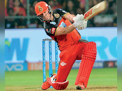 ab de villiers revives rcb s ipl campaign smashes 90 to sink delhi