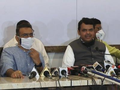 Shiv Sena is a confused Party, says Devendra Fadnavis over Farm Bill remarks