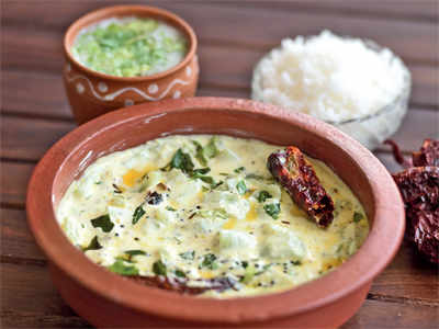Curries to cool down