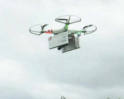Now, drones may protect the forests